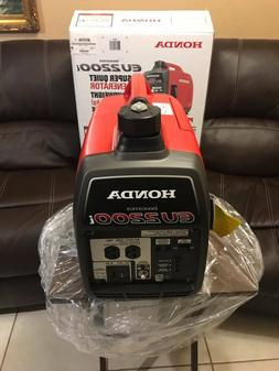 New Inbox 2019  Honda EU2200i Portable Generator With Warran