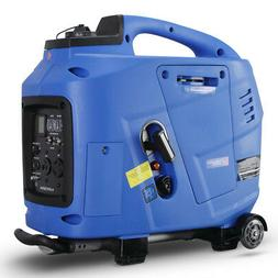 ARKSEN 3600W Peak 3000W Rated Portable Gas-Powered Inverter