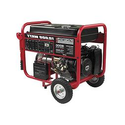 Gentron GG10020, 10000 Watt Gas Powered Portable Generator w