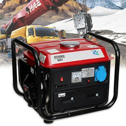 Portable Gas Inverter Generator Emergency Outdoor Home Back