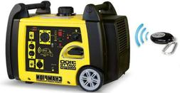 Portable Gas Powered Generator RV Ready Inverter Remote Star