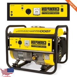 Portable Gasoline Generator Emergency Outdoor Camping Hiking