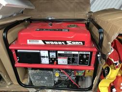 Gentron Portable Generator - GG7500, 7500 Watt, Electric Sta