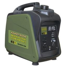 Portable Power Generator Sportsman 2000 Watt Inverter Gas Po