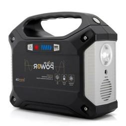 Portable Power Generator - Rechargeable Battery Pack Power S