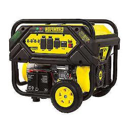 Champion Power Dual Fuel Generator 7000 Running Watts