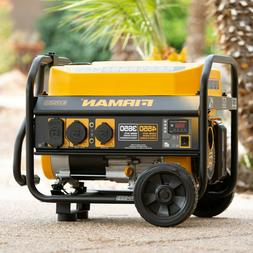 Firman Power Equipment P03602 Gas Powered 3650/4550 Watt Por