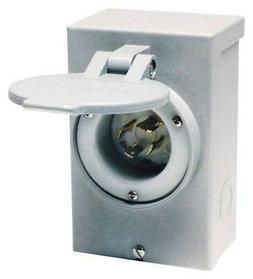 Reliance Controls Power Inlet Box 30 Amp Bulk