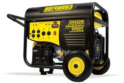 Champion 9000 Watt/ Power Stroke/electric Start/remote Start