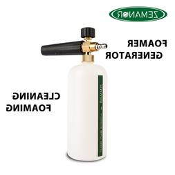 Pressure Washer Foamer Generator Foam Lance Water Sprayer Gu