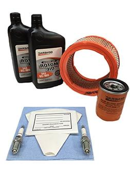 Generac - Scheduled Maintenance KIT 760/990 EXT 5W30 Synthet