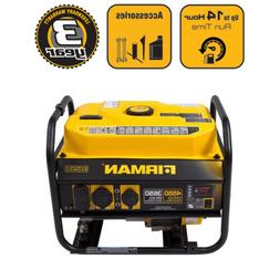 series p03501 gas powered portable