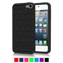 Shock Proof Silicone Case Protective Cover For Apple iPod To