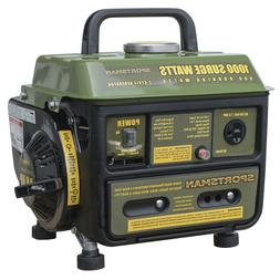 Sports Outdoor Generator Watt Portable Generac Gas Start Sta