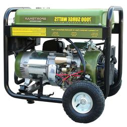 Sportsman 7,000 Watt Gasoline Powered Portable Generator