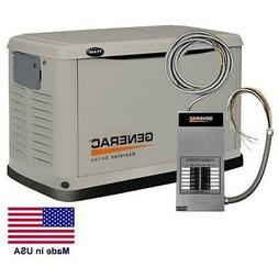 STANDBY GENERATOR - Residential - 11 kW - NG & LP - Incl 12