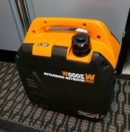 WEN 56202i Super Quiet 2000-Watt Portable Inverter Generator