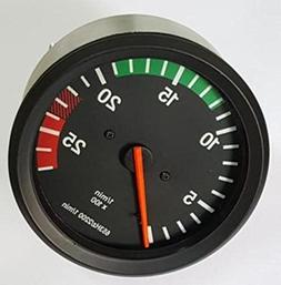 Tachometer Rev Counter 0-2700 Rpm 100mm Alternator Driven Ty