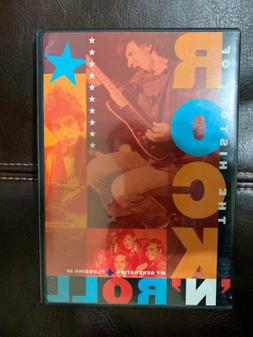 THE HISTORY OF ROCK N ROLL My Generation & Plugging In DVD P