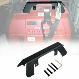 Theft Deterrent Security Protector Bracket for Honda Generat