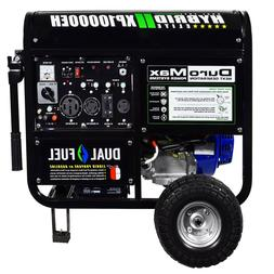 DuroMax XP10000EH 18hp 10000W Electric Start Dual Fuel Hybri
