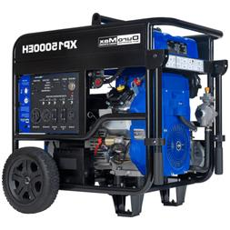 DuroMax XP15000EH 15000-Watt V-Twin Hybrid Electric Start Po