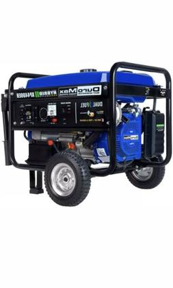 XP4400EH DuroMax Dual Fuel Portable Generator With Electric