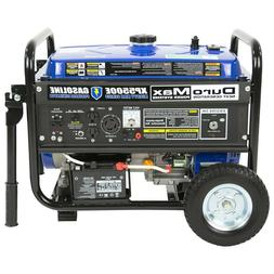 DuroMax XP5500E 5,500 Watt 7.5 HP Portable Electric Start Ga